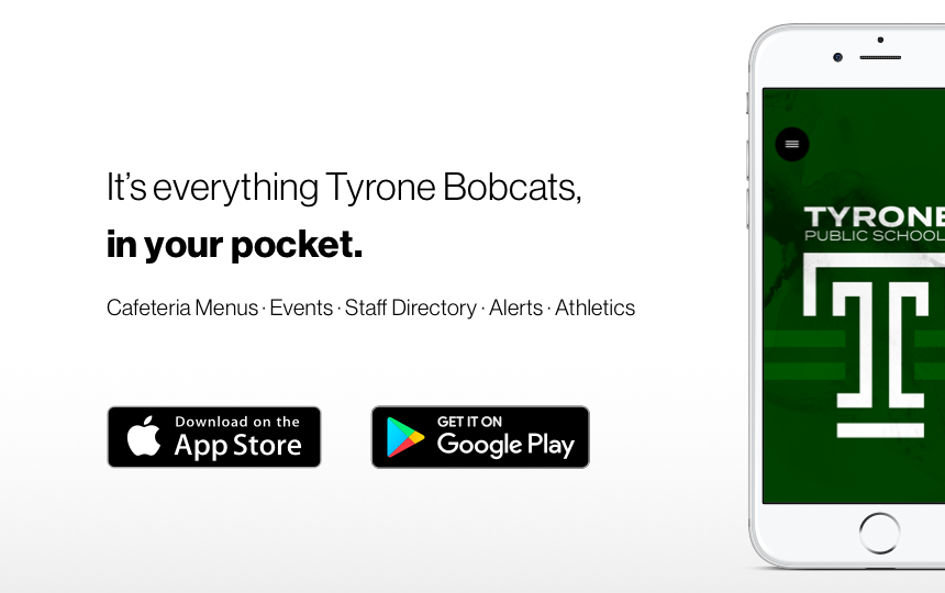 New Mobile App for Tyrone Public Schools