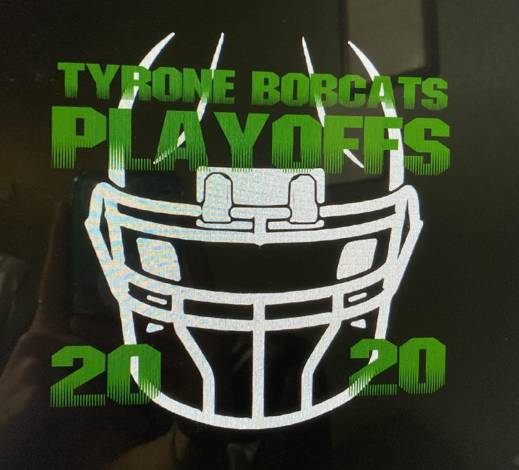 2020 Football Playoff Shirt Design