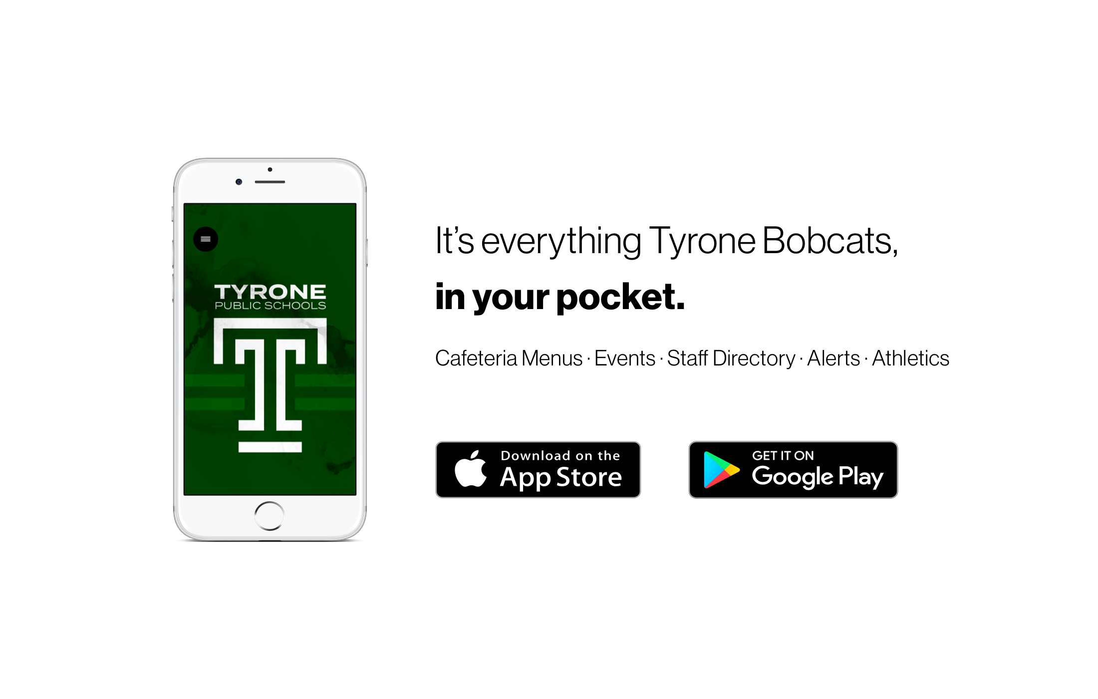 It's everything Tyrone Bobcats in your pocket